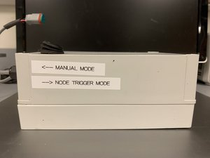 Autosampler Reset for Node Triggered Sampling  (For Old & New Versions)