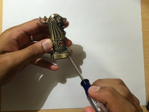 How to Repair the Sparker on a Merlion Mini Torch
