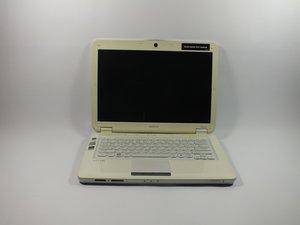 Sony VAIO PCG-3E2L