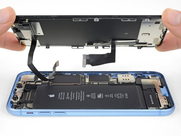 iPhone XR Display Assembly Replacement
