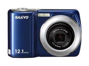 Sanyo VPC-S120 Repair