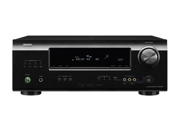 Home Audio Receiver Denon Avr391 Repair Ifixit