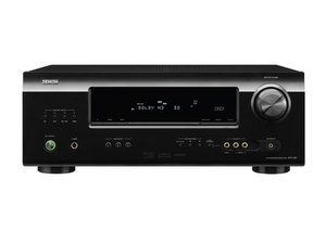 Home Audio Receiver Denon AVR391