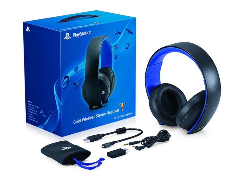 playstation gold wireless stereo headset ifixit rh ifixit com Sony PS3 Bluetooth Headset Sony PS3 Wireless Stereo Headset