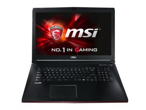 MSI GP72 2QE Repair