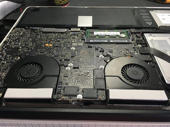 MacBook Pro cooling improvement - iFixit Repair Guide