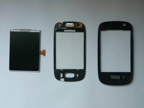 Samsung Galaxy Pocket Neo S5310 LCD Display, Touch screen Replacement