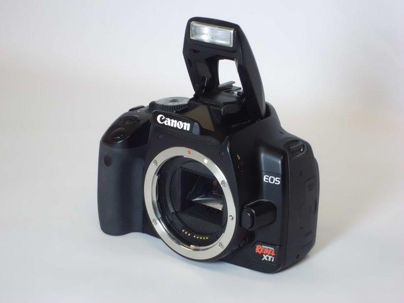 canon eos rebel xti 400d ifixit rh ifixit com manual camera canon xti portugues manual da canon rebel xti em portugues