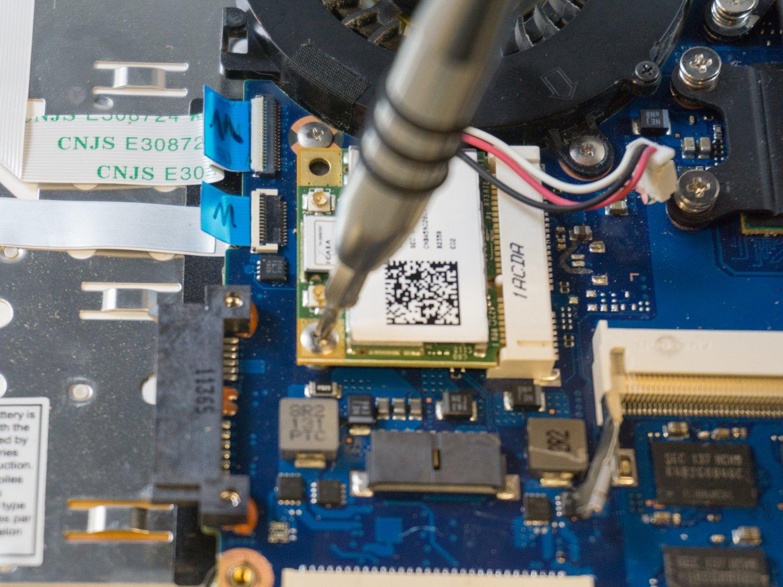 Samsung NP700Z5AH Замена дисплея
