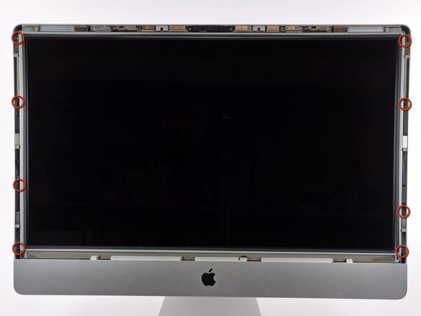 "iMac Intel 27"" EMC 2390 Display ersetzen"