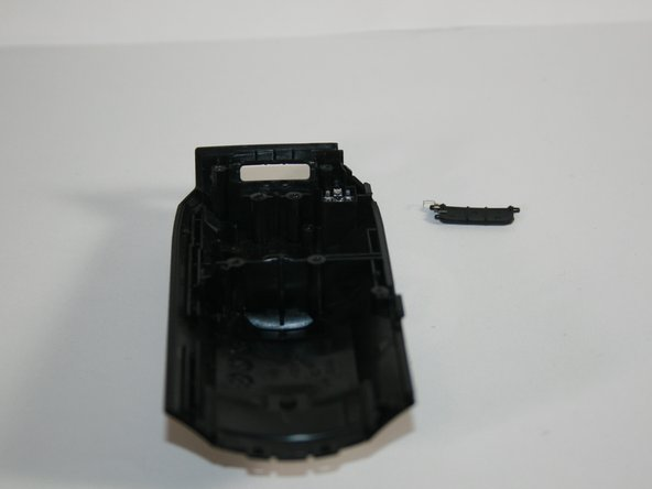 Be sure not to loose the tiny spring that is attached to the shoe adapter as you are removing it.