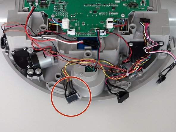 Image 1/3: Lift each of the sensor pieces out, and you'll be ready to install your new ones.