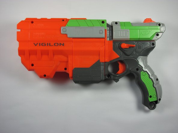 Nerf Vortex Vigilon Slide Replacement