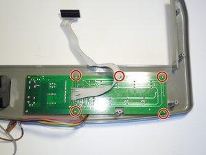 Midiman Oxygen 8   Potentiometer Removal Teardown