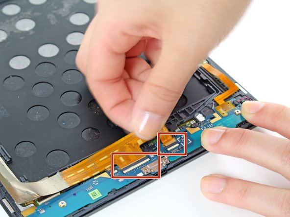 Nexus 9 Vibrator Daughterboard Replacement