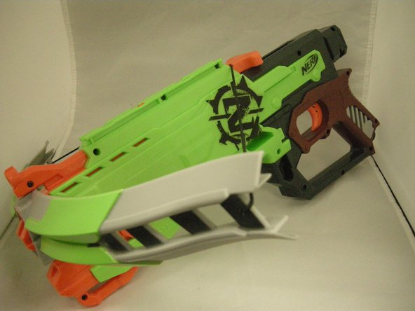 Nerf Zombie Strike Crossbow Repair Ifixit