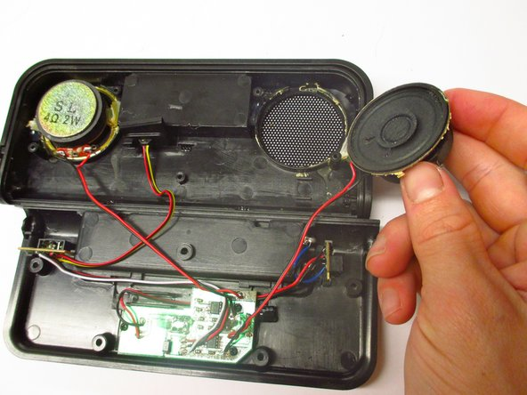 iHip Fold-up Portable Speaker Replacement