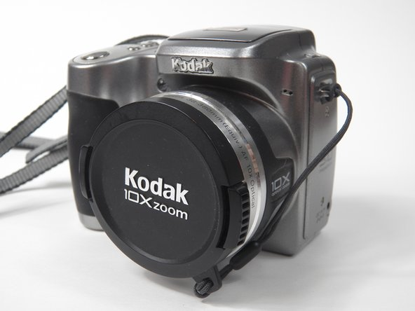 Kodak EasyShare Z740 Lens Cover Replacement