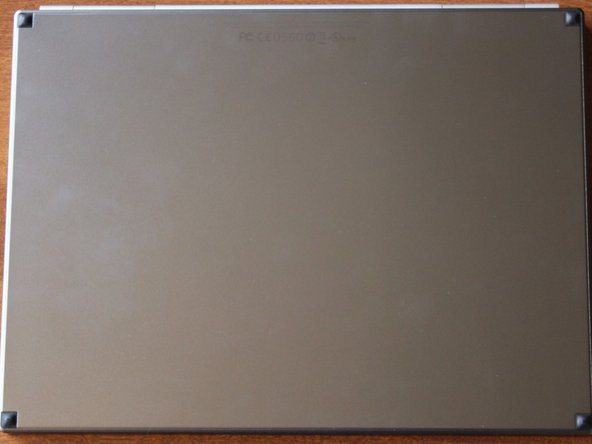 Flip your Chromebook Pixel over onto its back
