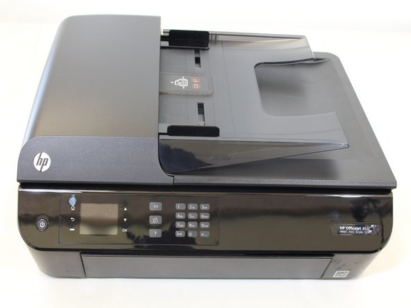HP Officejet 4630 Paper Tray Replacement