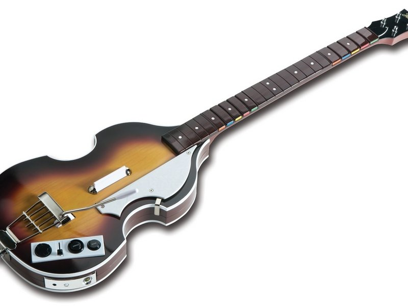 The Beatles Rock Band Hofner Bass Troubleshooting - iFixit