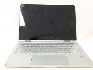 HP Spectre 13-4204TU Repair