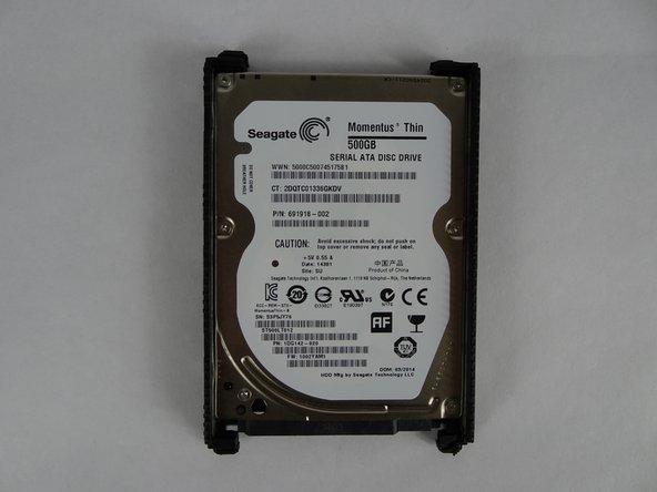 HP 15-f009wm Hard Drive Replacement