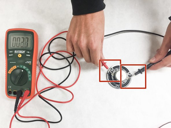 How to test speakers and wires ifixit repair guide