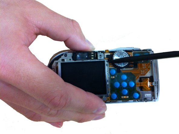 Sony Cyber-shot DSC-P100 LCD Screen Replacement