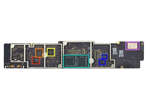 Image 1/1: Broadcom [http://www.chipworks.com/blog/recentteardowns/2012/11/01/inside-the-apple-ipad-4-a6x-to-be-revealed/|BCM5974] Touch Screen Controller