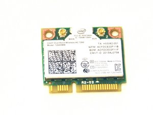 WLAN / Bluetooth card