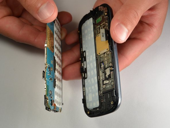 Samsung Gravity TXT Motherboard Replacement