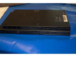 PlayStation 2 Slimline Teardown