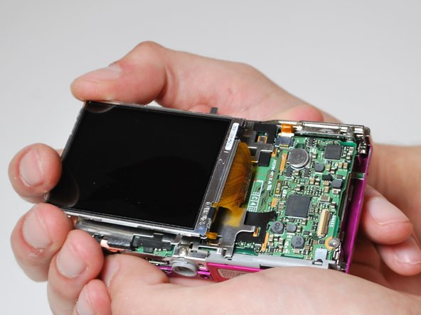 Fujifilm FinePix Z5 LCD Screen Replacement