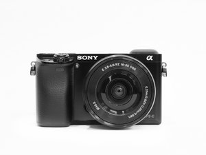 Sony Alpha ILCE-6000 Repair