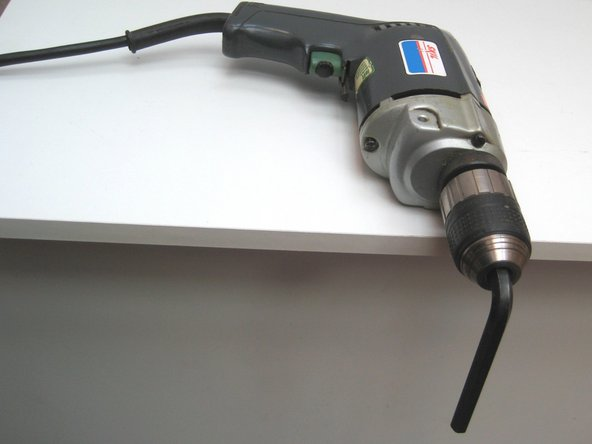 Many cordless drills have an automatic spindle lock.