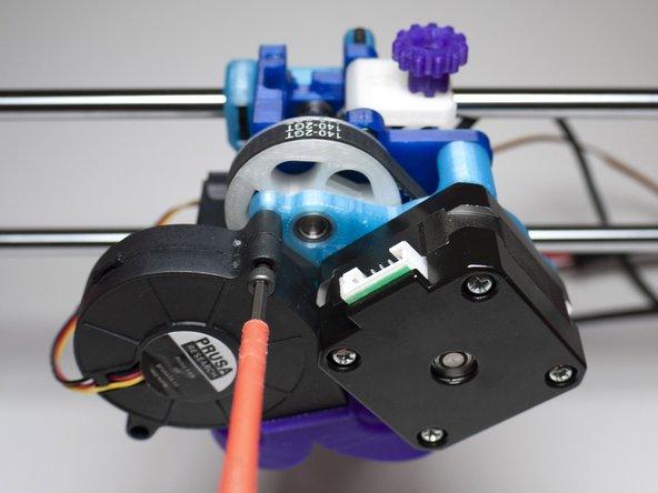 Skelestruder for Prusa MK3 Disassembly / Maintenance