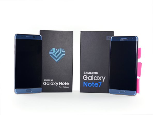Hats off to Samsung for giving new life to at least some of these ill-fated Note7 units, rather than consigning them all to the e-waste bin.
