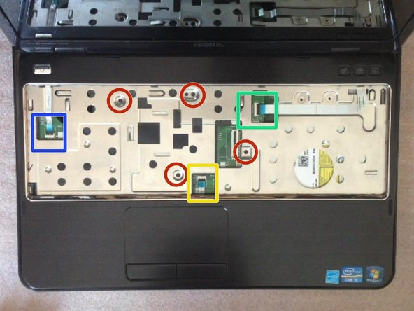 Image 1/3: Power on flex cable