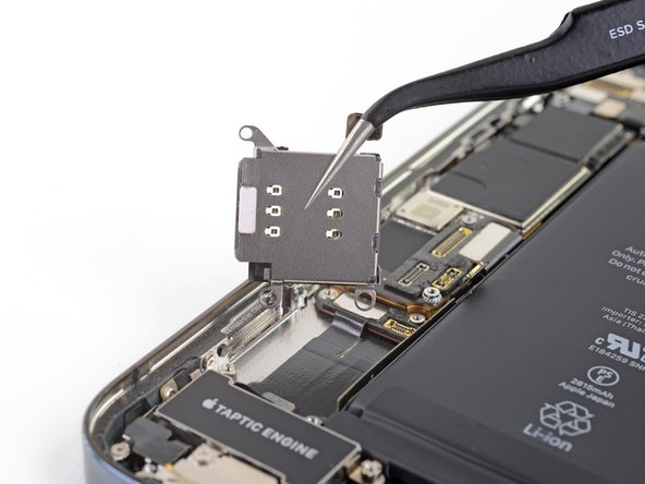iPhone 12 Pro SIM Card Reader Replacement