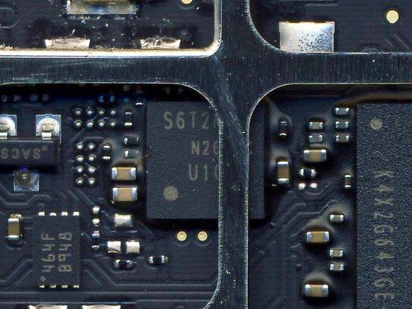 Image 2/2: S6T2MLC N2266XQT U1003 A1