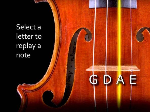Violin Tuner Main Image