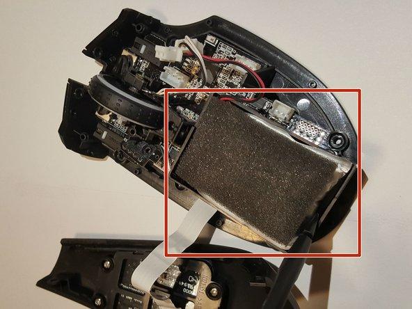 Razer Naga Epic Chroma Battery Replacement