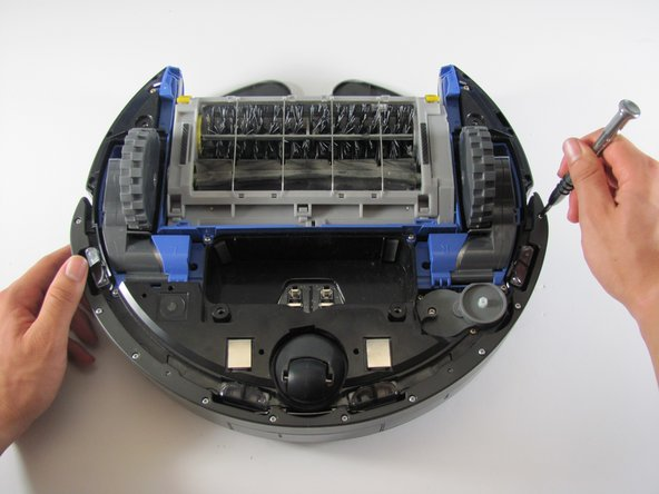 iRobot Roomba 655 Pet Series Front Bumper  Replacement