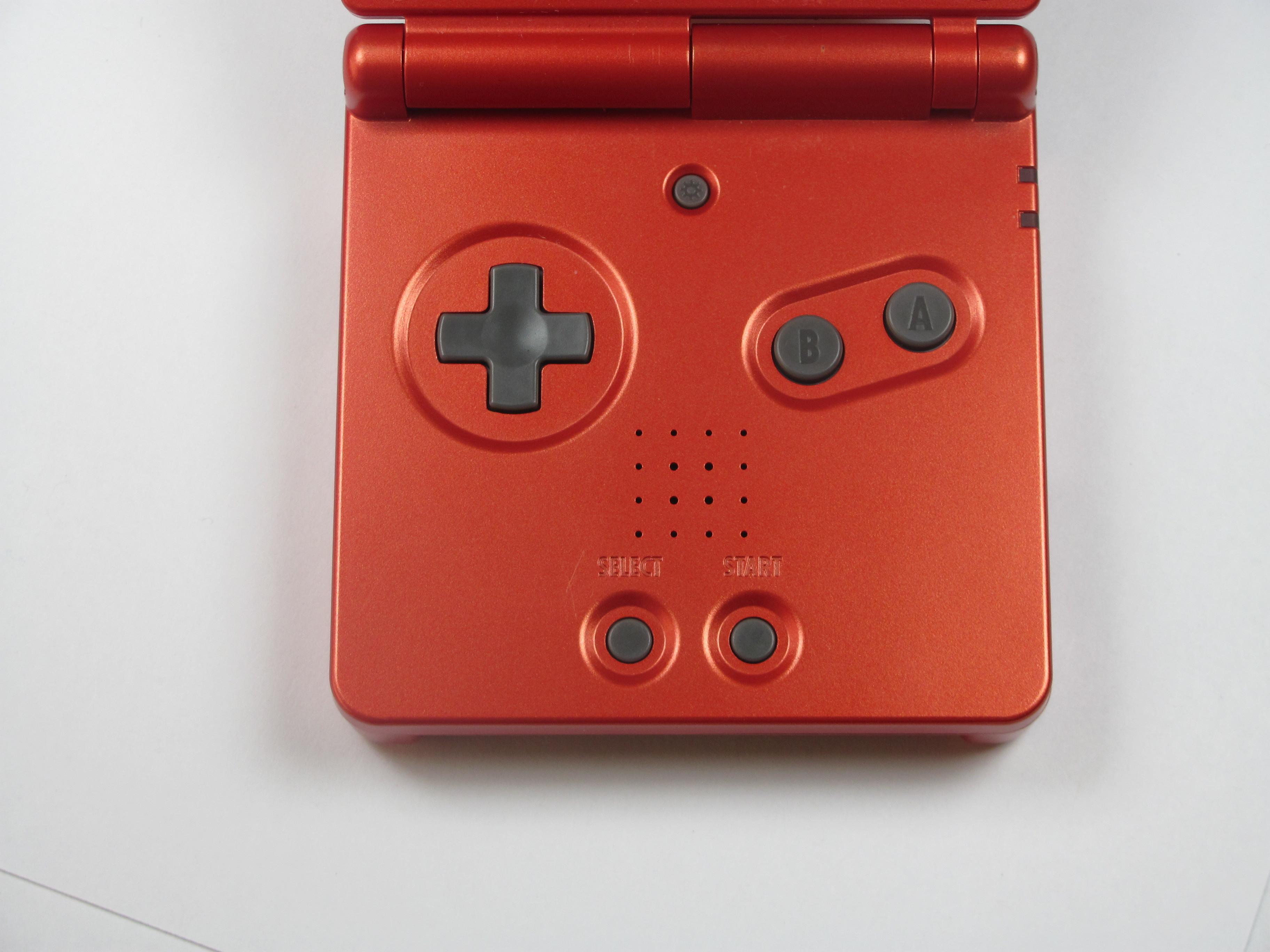 Nintendo Game Boy Advance Sp Reparatur Ifixit