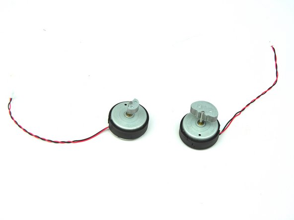Xbox 360 Wireless Speed Wheel Rumble Motor Replacement