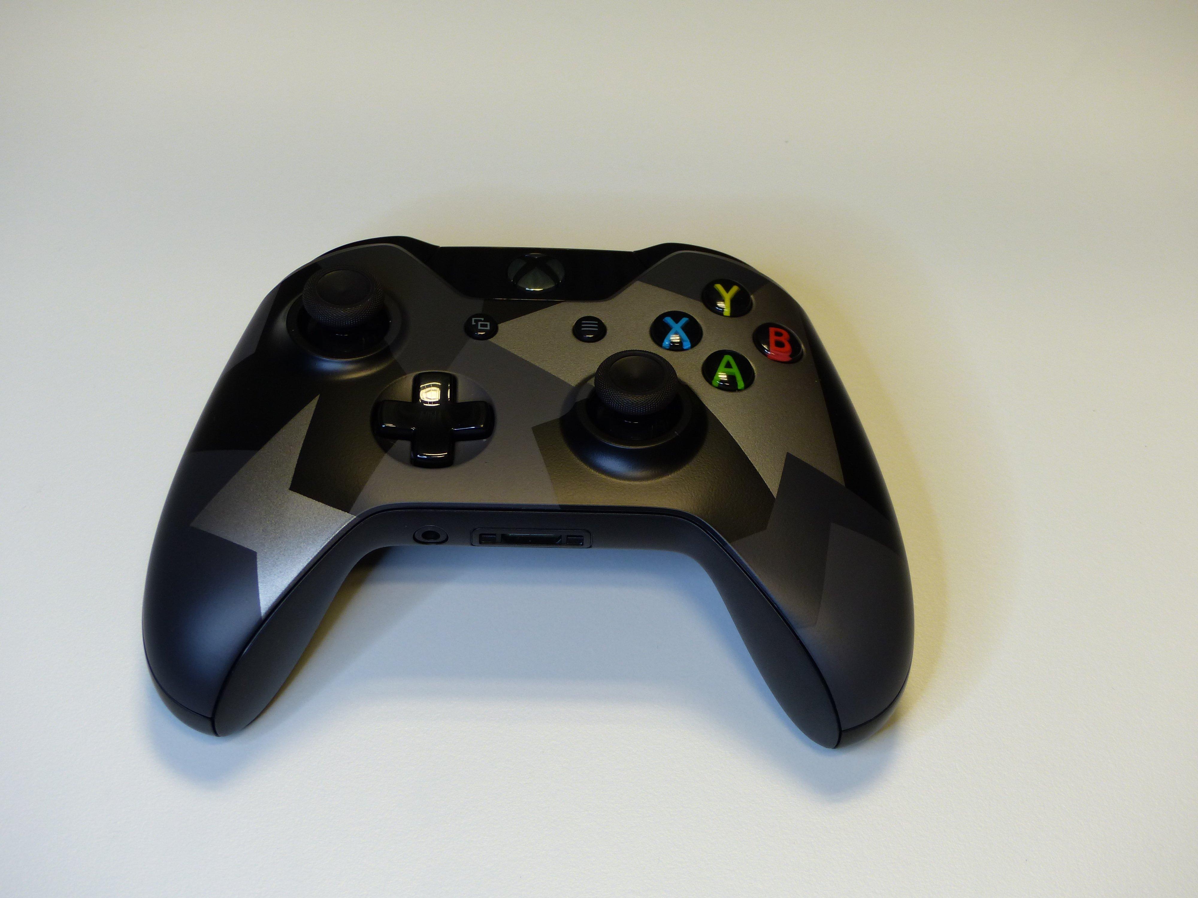 Xbox One Wireless Controller 1697 Teardown - iFixit Xbox External Audio Wiring Diagram on