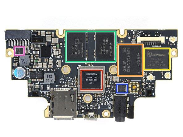 Image 1/1: Nvidia [http://www.nvidia.com/object/tegra-4-processor.html|Tegra 4|new_window=true] Quad Core Mobile Processor