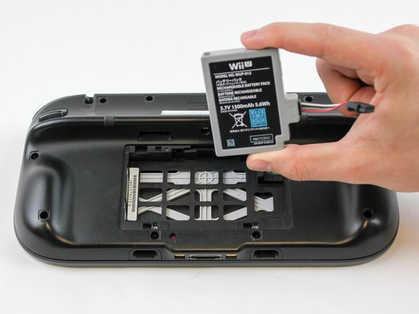 Wii U GamePad Battery Replacement