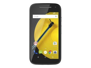 Motorola Moto E 2nd Generation